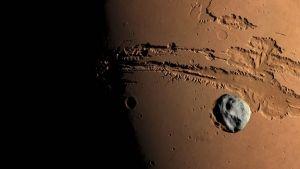 Cometa podría estrellarse en Marte