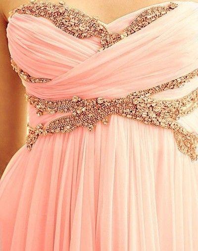 pink & gold