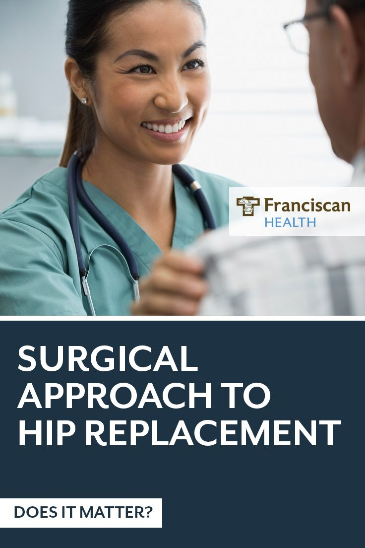 Each year, surgeons perform thousands of hip replacements