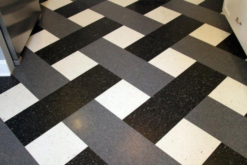 Armstrong 51910 Classic Black Is A Vct Tile In Standard