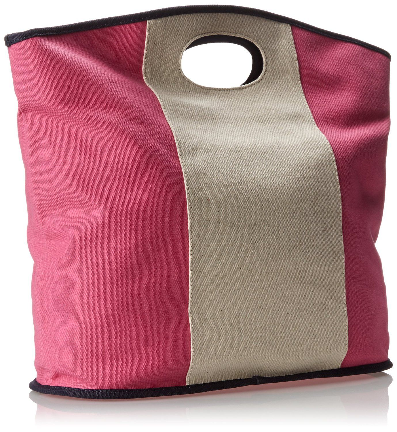 Best Tommy Hilfiger West Coasting Tote Colorblock Canvas 400 x 300