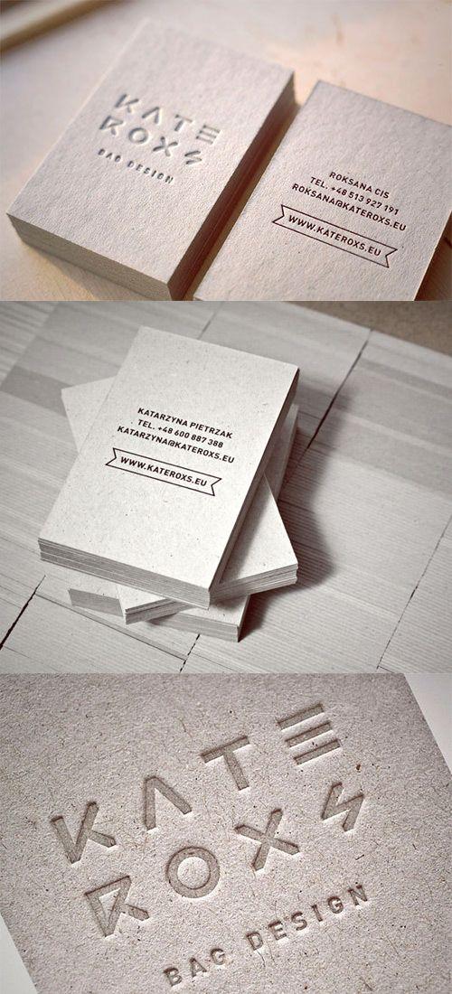 Design Brand Identity Card Observer Business Card Design Unique Business Cards Design Business Cards Creative