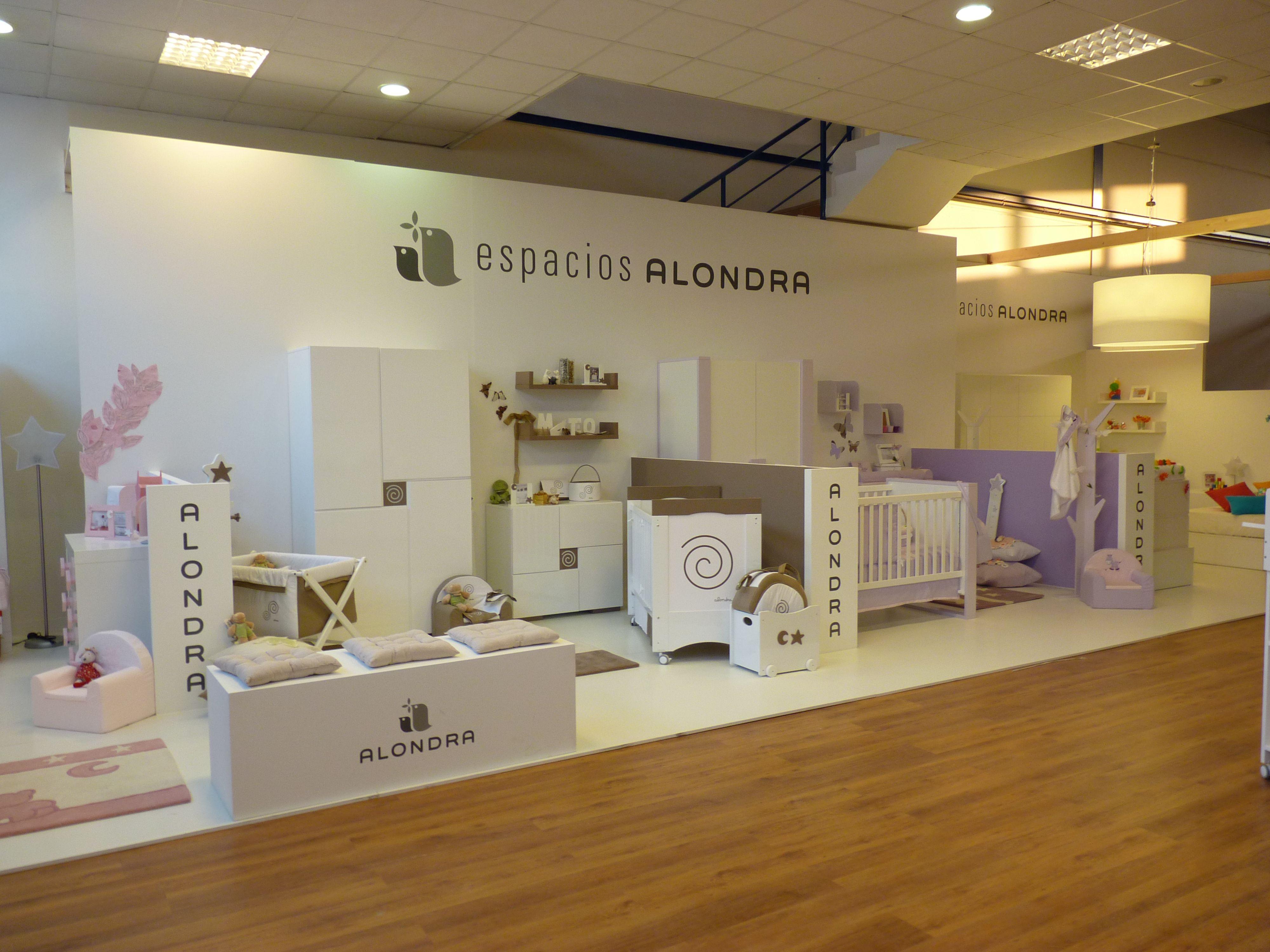 Exceptional Madrid Corner Of Modern Baby Furniture Alondra