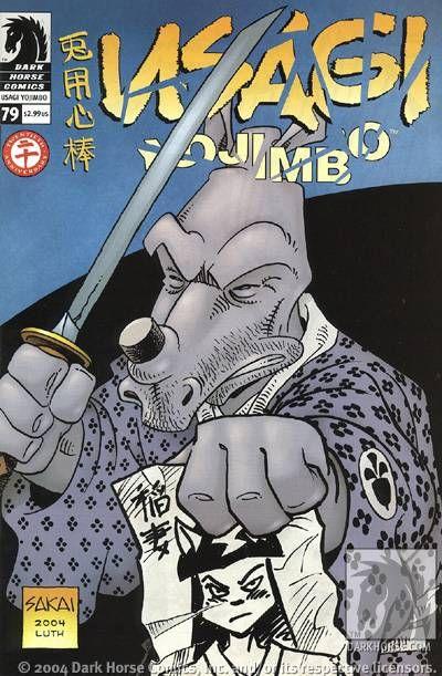 Usagi Yojimbo #79