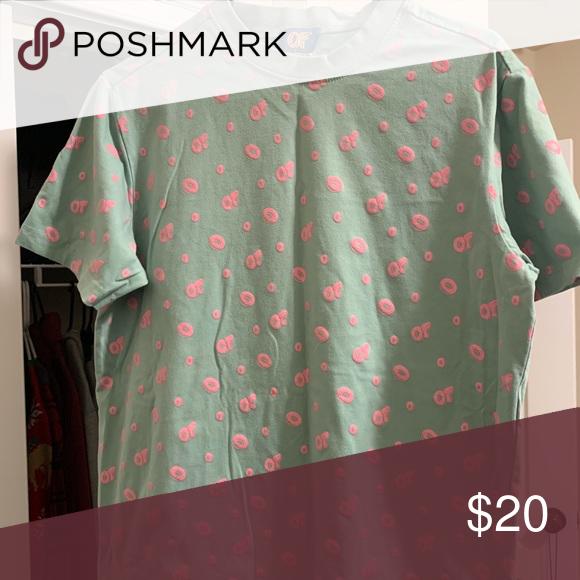 f06a58af6212 OFWGKTA DONUT SHIRT Barely worn Odd Future shirt