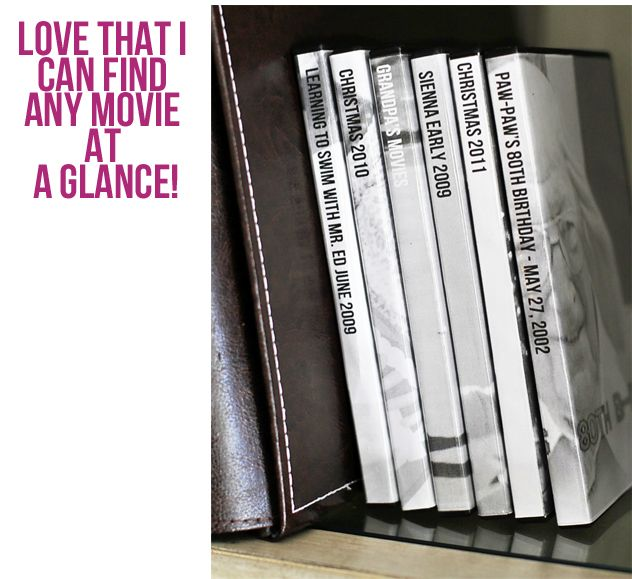 How to Make Simple DVD Labels and Case Covers (with free templates ...