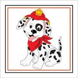 Image Result For Dalmatian Fire Dog Cartoon Dog Clip Art Fire