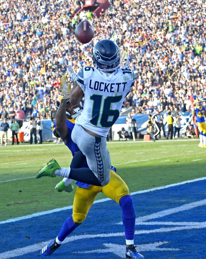 Seattle Seahawks Wr Tyler Lockett Faces New Challenges At No