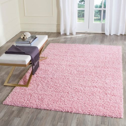 Found it at Wayfair - Athens Pink Area Rug | House | Pinterest ...