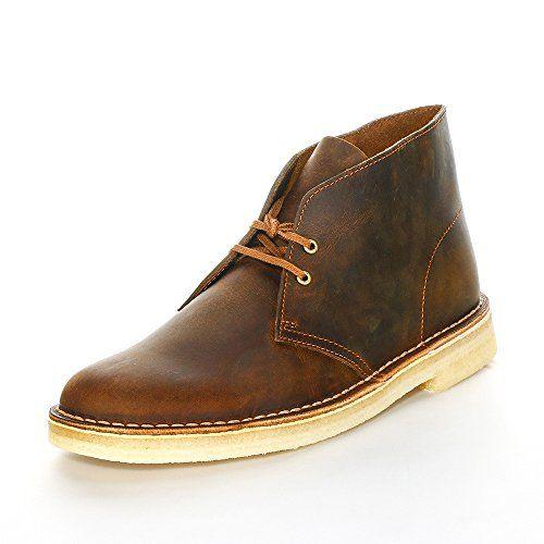 Clarks Mens Beeswax Desert Leather Boots Uk 9 Clarks Https Www Amazon Com Dp B00my2jcz6 Ref Cm Sw R Pi Dp X Mk6pybg2b0zw Desert Boots Mens Desert Boots Boots