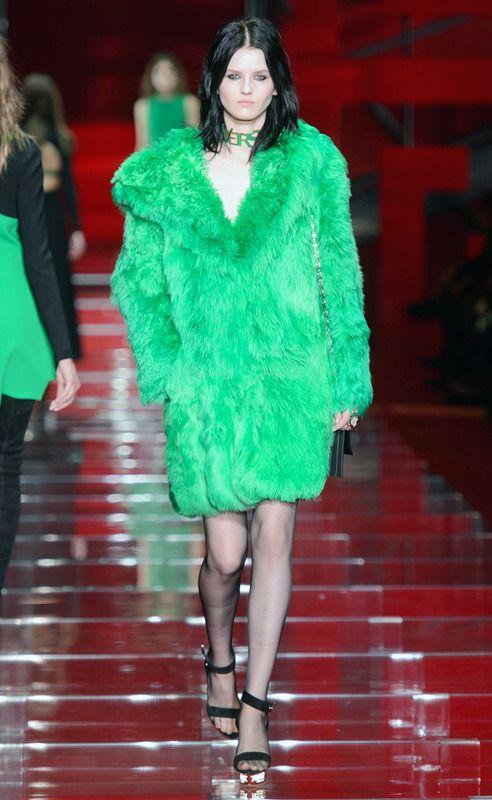 Versace - MFW - Otoño/Invierno 2015-2016 - www.so-sophisticated.com