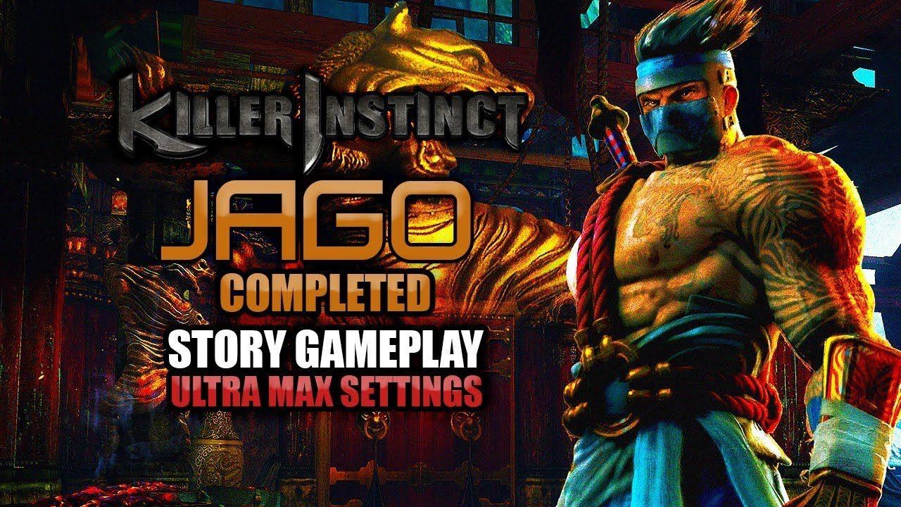 Jago   Killer Instinct Wiki   FANDOM powered by Wikia