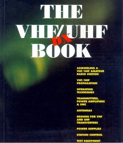 The VHF/UHF DX Book', 2017 Replica Edition, is now available