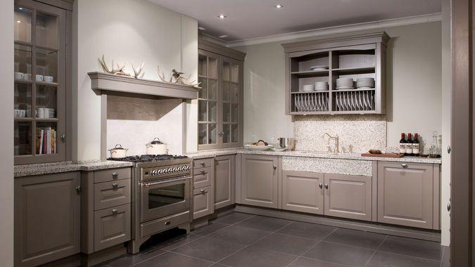 Landelijk Keuken Taupe : Taupe keuken google zoeken ideeën voor het huis