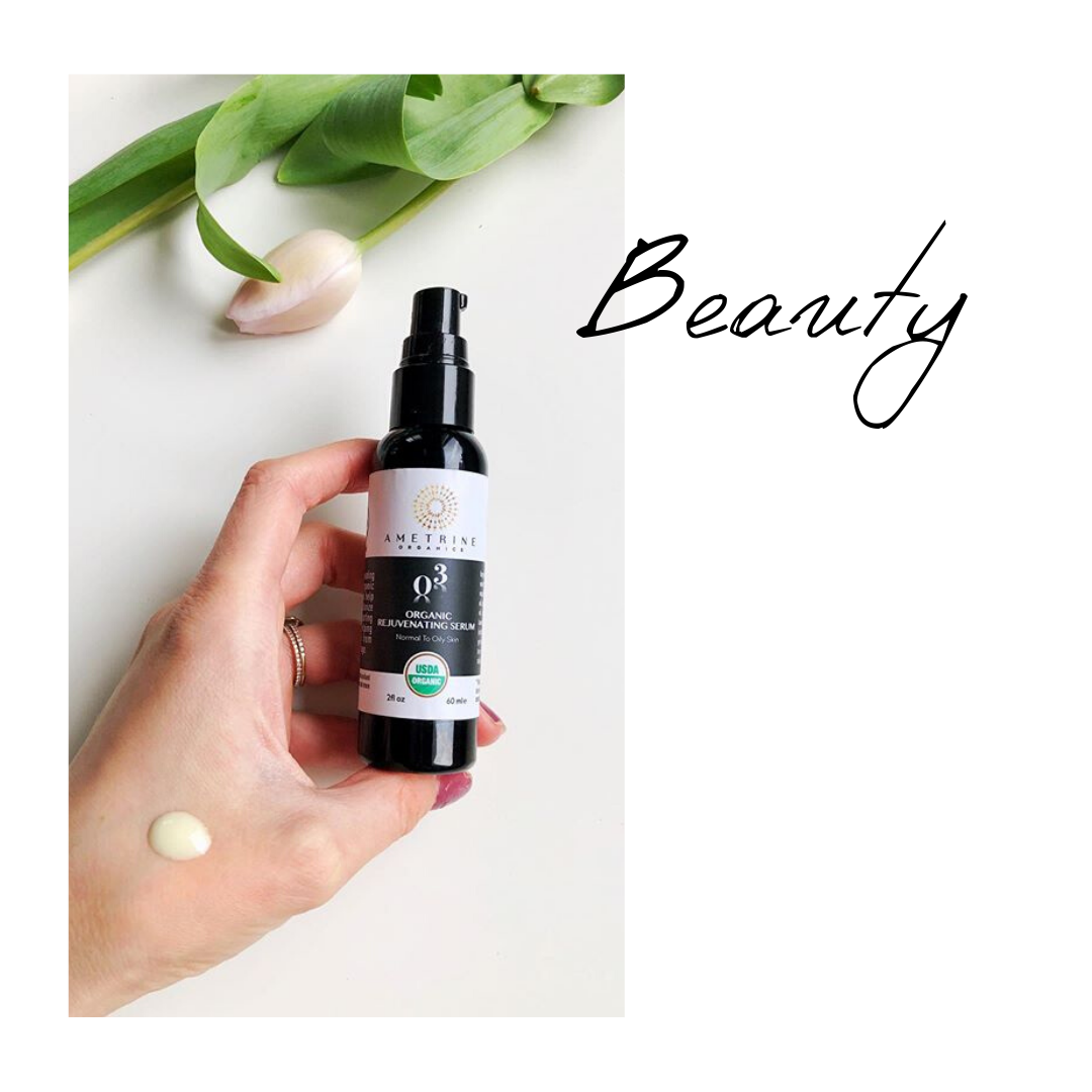 Natural and clean skincare products - made with no nasties or toxins. O3 Organic Rejuvenating Serum is perfect for daily nourishment especially during warm summer days.  Skincare that works and is good for you & the environment.   #organicskincare #nochemicals #crueltyfree