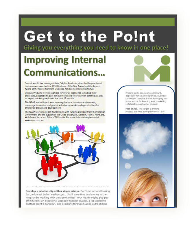Internal Newsletter Software For Employee Communication  Engaging