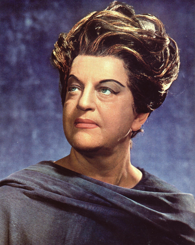 Astrid Varnay 1966