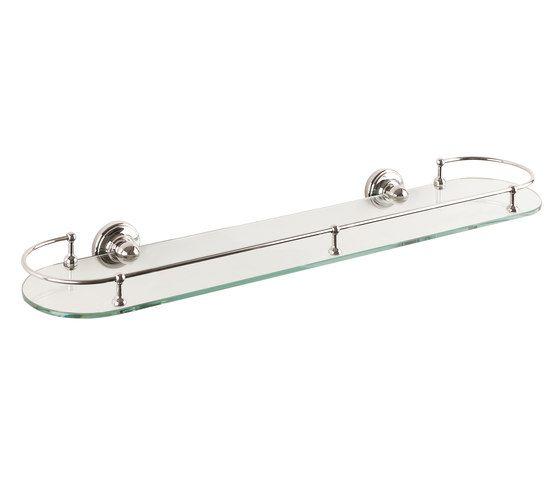 clear glass bathroom accessories. shelves-bathroom accessories-vienna wall shelf, clear glass, 450 mm-aquadomo glass bathroom accessories h