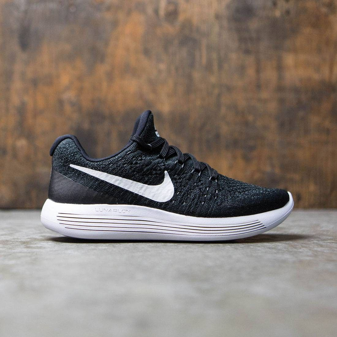 Nike Women Lunarepic Low Flyknit 2 Running (black   white-anthracite ... ca550e4bd