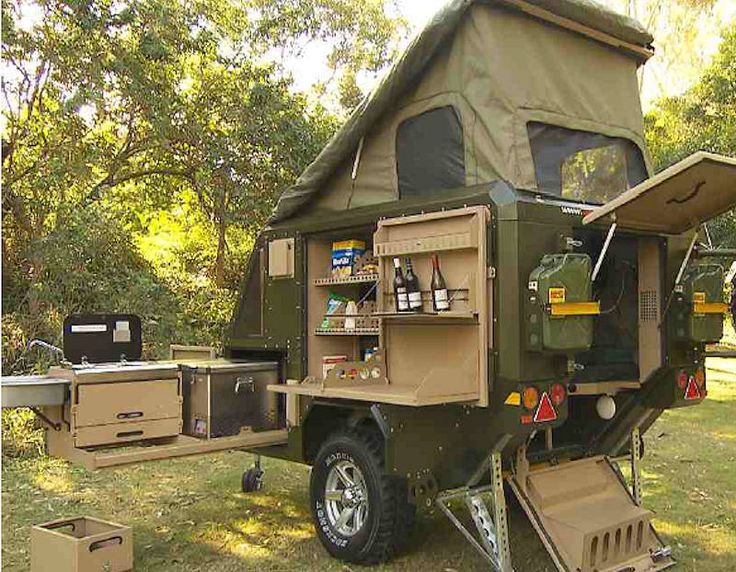 Small Pop Up Camper Trailers Camping Trailer Trailer