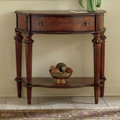 Found it at Wayfair - Halifax Console Table