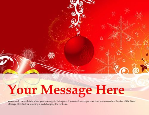Holiday Party Invitation Templates  Free Christmas Flyer
