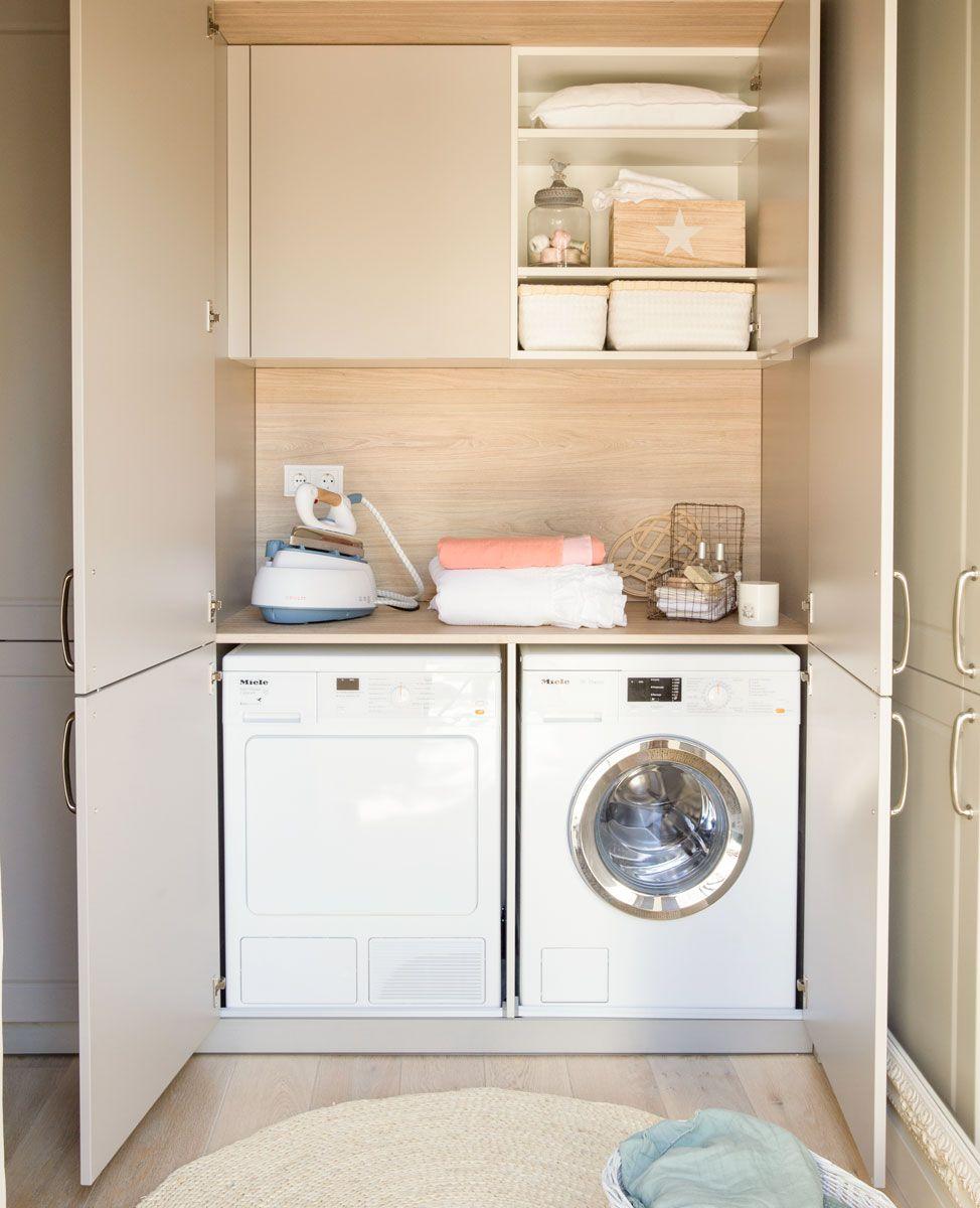 Colocar una alfombra de pelo largo | Mueble para lavadora ...