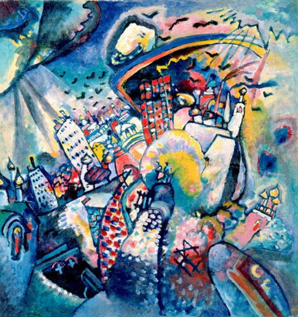 kandinsky   kandinsky style of art, wassily kandinsky for ...