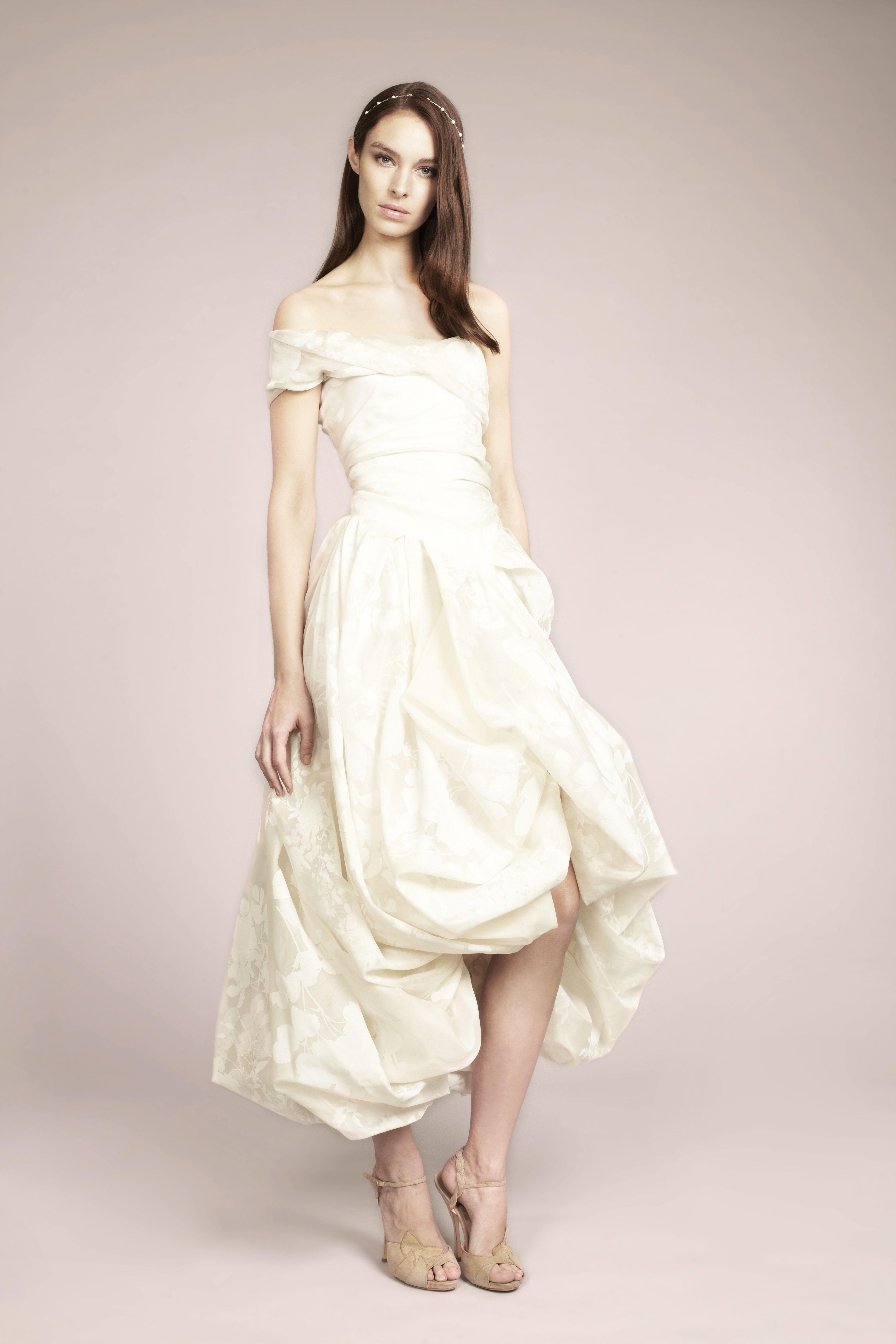 Vivienne westwood wedding dress  Shop  Bridal GownHighLow  Pinterest  Vivienne westwood