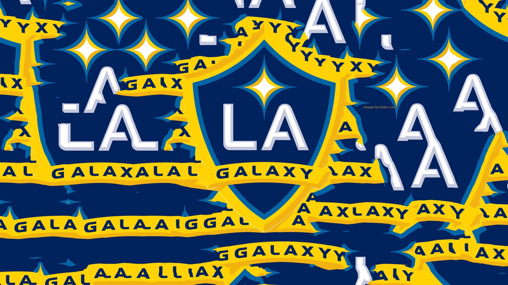 La Galaxy Youtube Channel Art Channel Art Youtube Channel Art La Galaxy