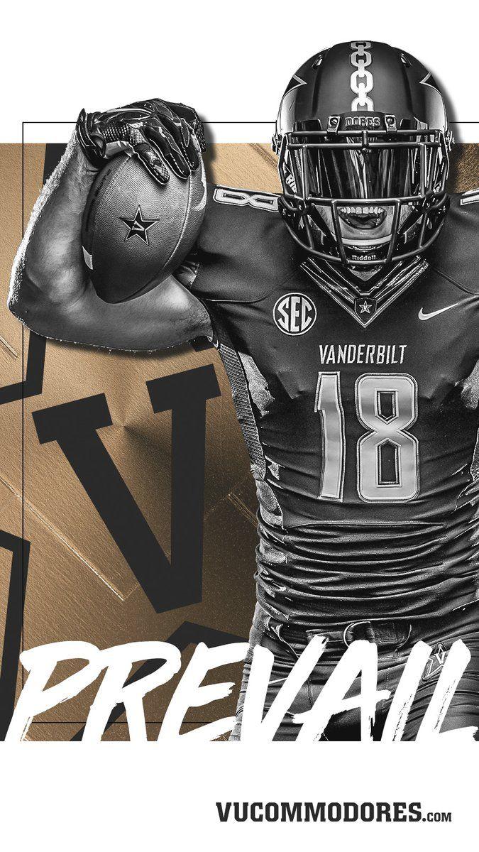 Vanderbilt Sports design inspiration, Sports graphic