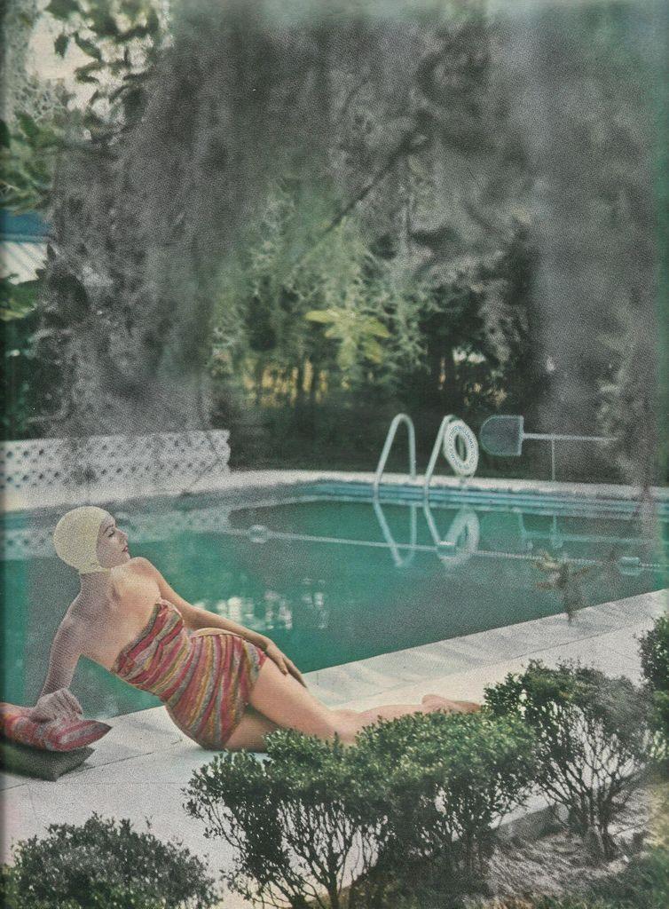 Ray Kellman, Harper's Bazaar May 1959