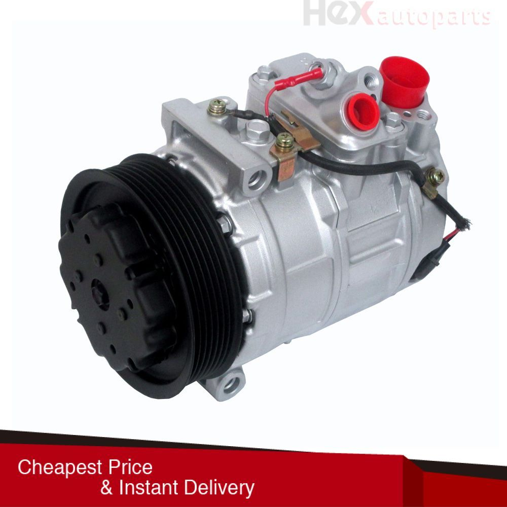 A//C Compressor Fits Mercedes-Benz Dodge Sprinter Crossfire 96-08 77356