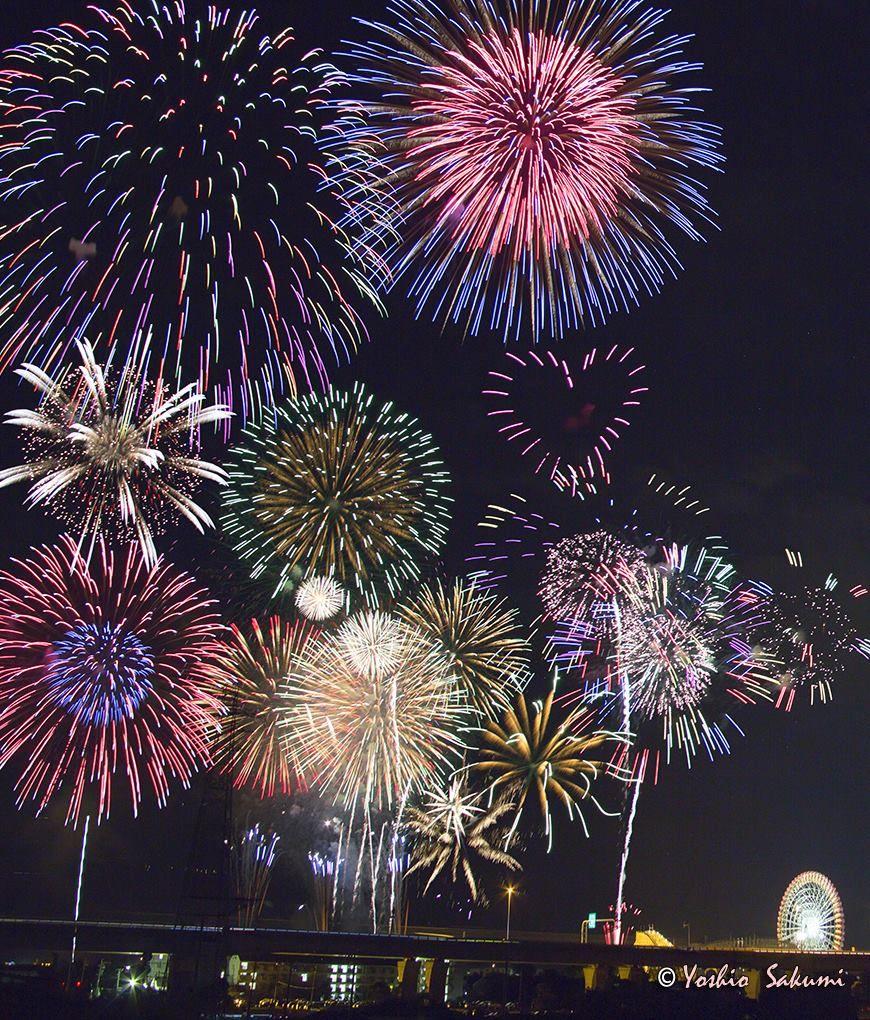 東京カメラ部 New Fireworks pictures, Fireworks art, Fireworks