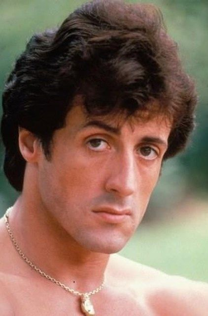 Sly, 1984 | Sly in 2019 | Sylvester stallone young