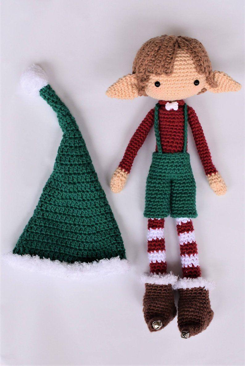 Coleção De Natal de Crochê - Fio Amigurumi - Blog do Bazar Horizonte | 1187x794