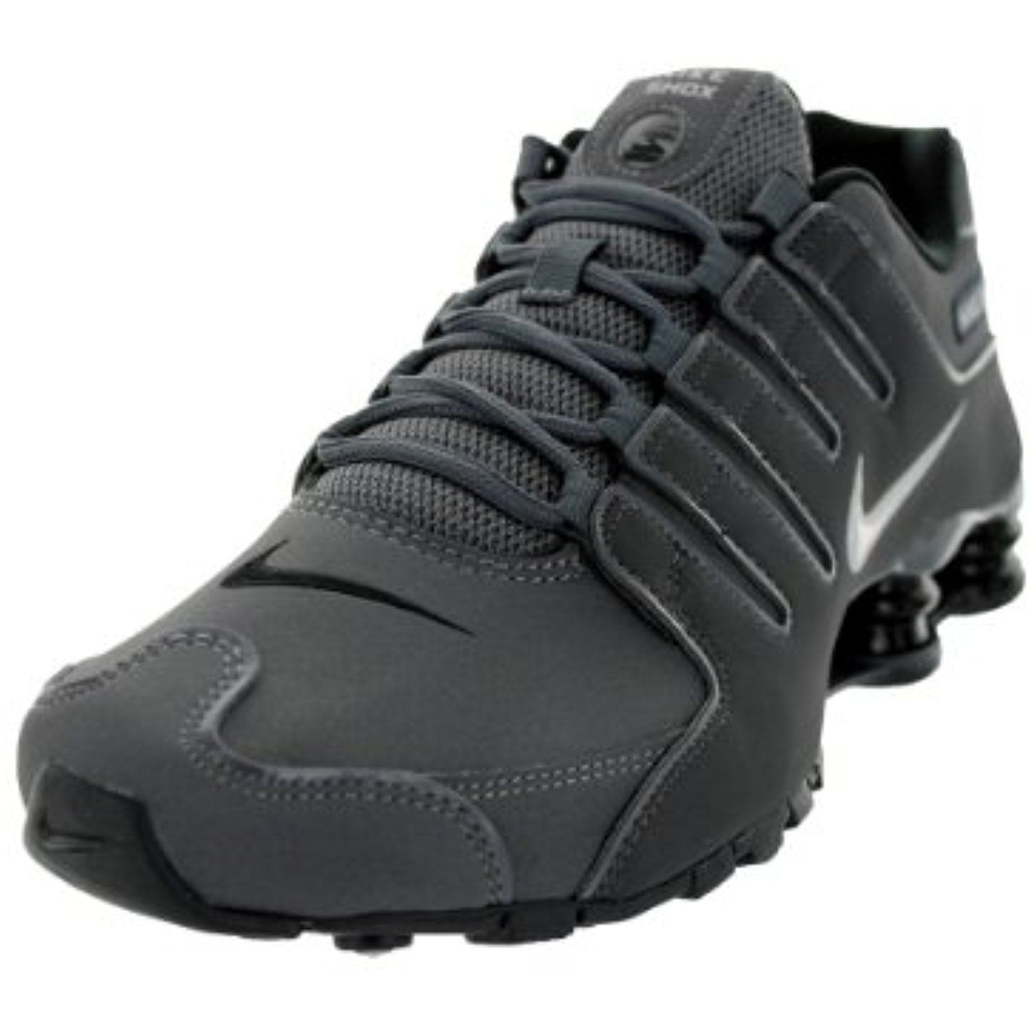 Nike Mens Shox NZ EU Running Shoes >>> Check this awesome product by going