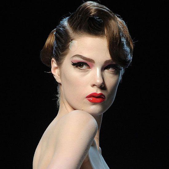 Dior Classic Red Lip Beautiful Makeup Makeup