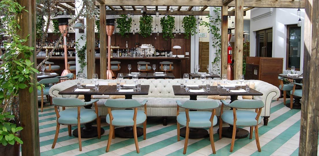 The 11 Most Beautiful Restaurants In America Soho Beach