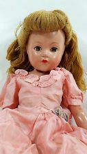 Antique Vintage Composition Effanbee Anne Shirley Doll 19 Inch 00401010