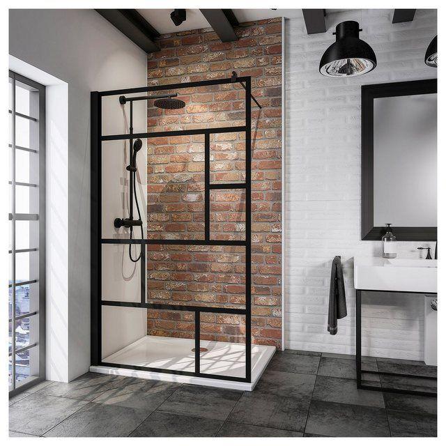 WalkIn Dusche »Alexa Style 2.0«, Breite 90 cm Duschwand