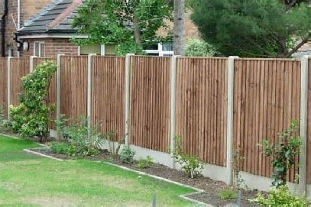 front yard fence ideas decorating your garden with wooden fence design lanewstalkcom