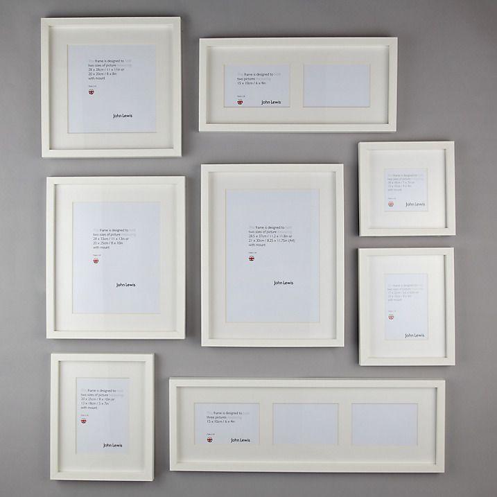 White A4 Frame John Lewis | Frameviewjdi.org