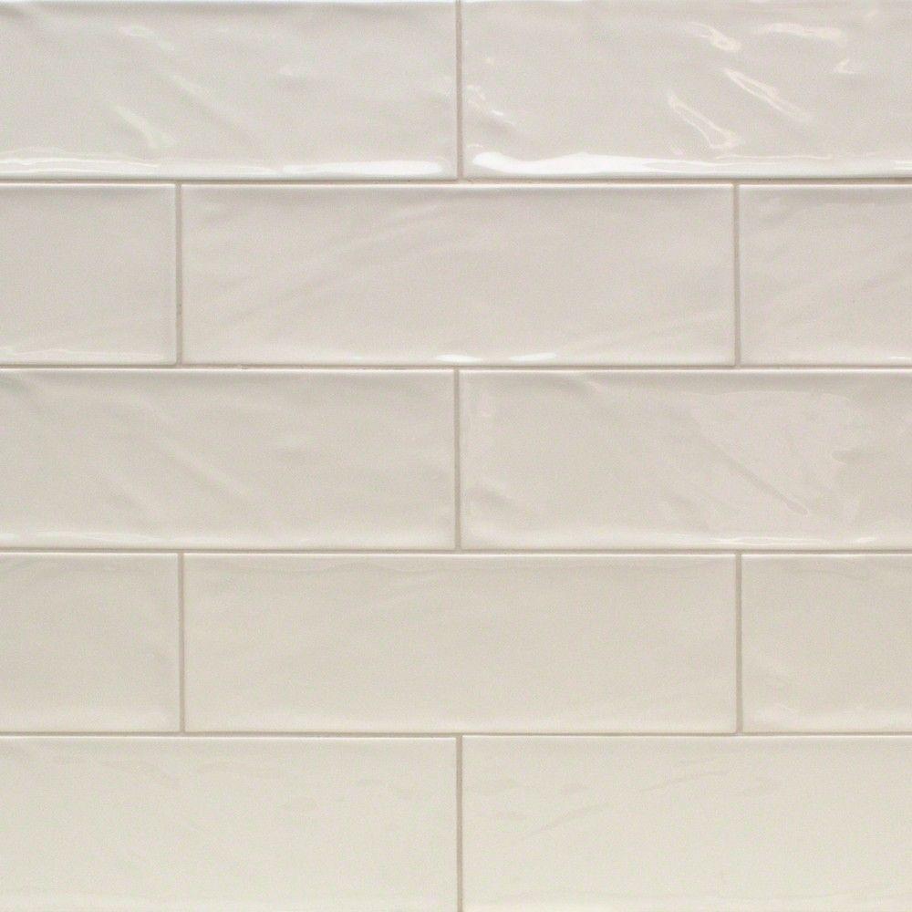 Santa Monica Ivory 4x12 Tile Ceramic Subway Tile Ivy Hill Tile