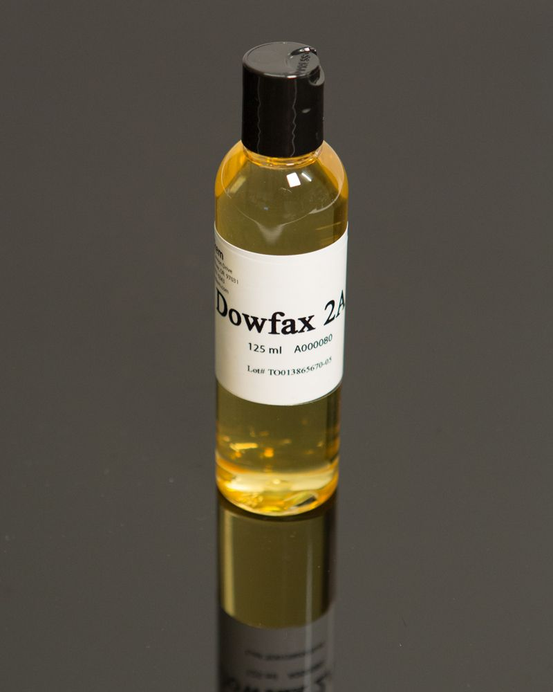 Dowfax 2A1, 125ml | Surfactants | Bottle, Whiskey bottle, Tube