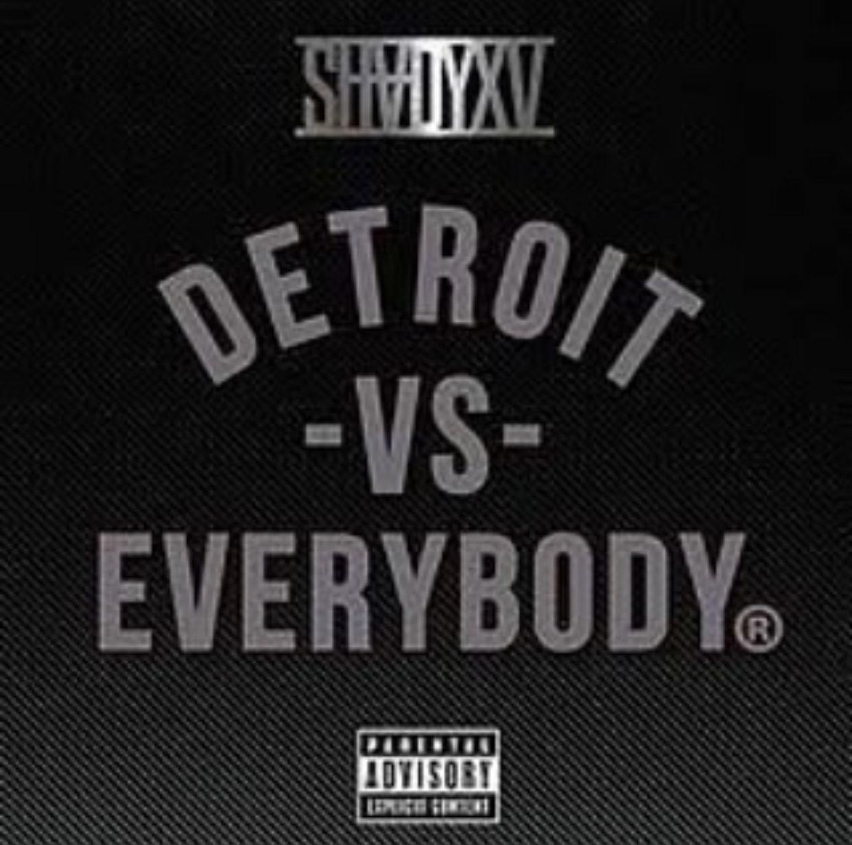 Pin By Jackie Trujillo On Eminem Detroit Vs Everybody Eminem