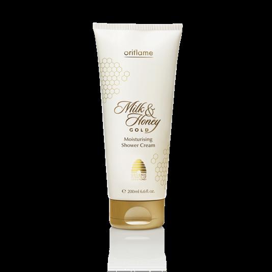 Milk & Honey Gold Moisturising Shower Cream Oriflame