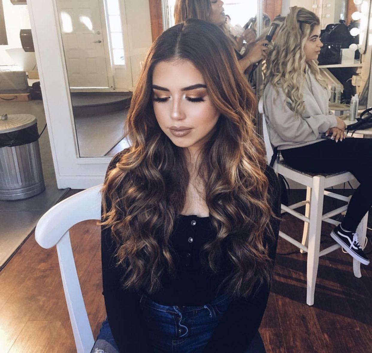 Pin by Arlyn Hernandez on Hair Amanda diaz, Long hair