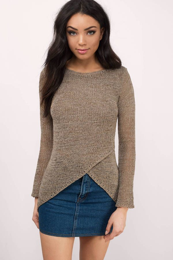 Chanelle Knitted Sweater | Shopping