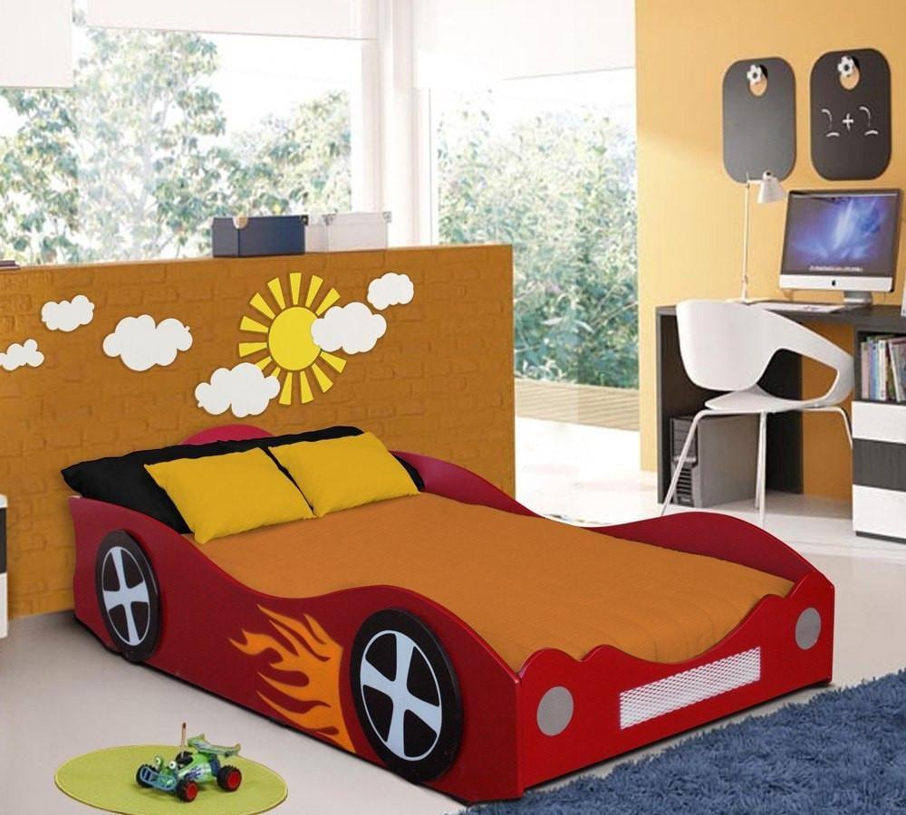 Resultado de imagen para camas de madera para niños de carritos | Tv ...